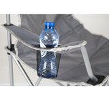 Vouwstoel, Camp-Gear Compact, Grijs_