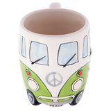 vw Bus groen