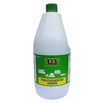 Toiletvloeistof Groen 123