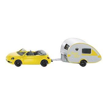 Speelgoed auto + caravan T@B