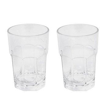 Drinkglas / Limonadeglas - Polycarbonaat - 2 Stuks