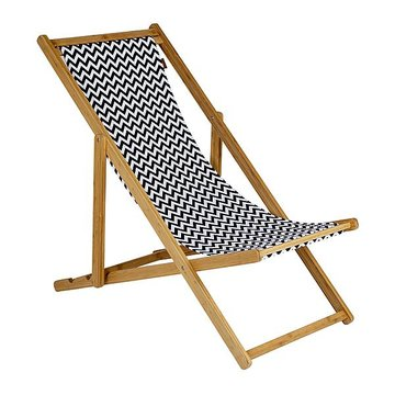 Strandstoel Soho, bamboe, Bocamp Urban Outdoor
