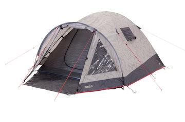 Tent, Bocamp LeevZ - Birch, 3-Persoons