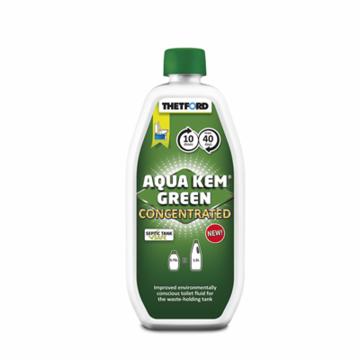 Thetford Aqua Kem Green Concentrated - 780ml