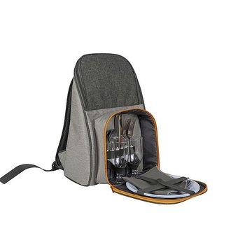 Koeltas: picknick-rugtas (met picknick-spullen), inhoud 10 ltr.