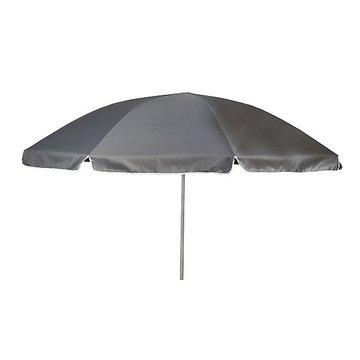 Parasol met knikarm, Bo Camp, grijs, diverse maten