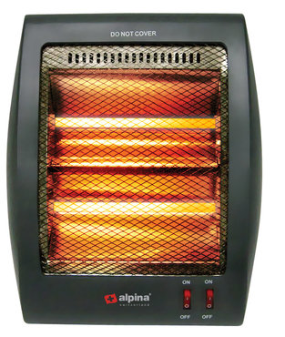 Halogeen kachel Alpina Quartz 400/800 Watt