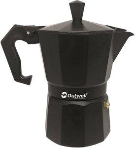 Percolator, espresso-zetter Outwell Alava, 2 kops