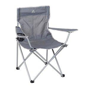 Vouwstoel, Campgear Compact, grijs