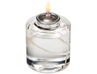 bio olie lampjes